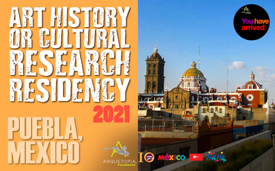 2021 Art History or Cultural Research Residency Arquetopia