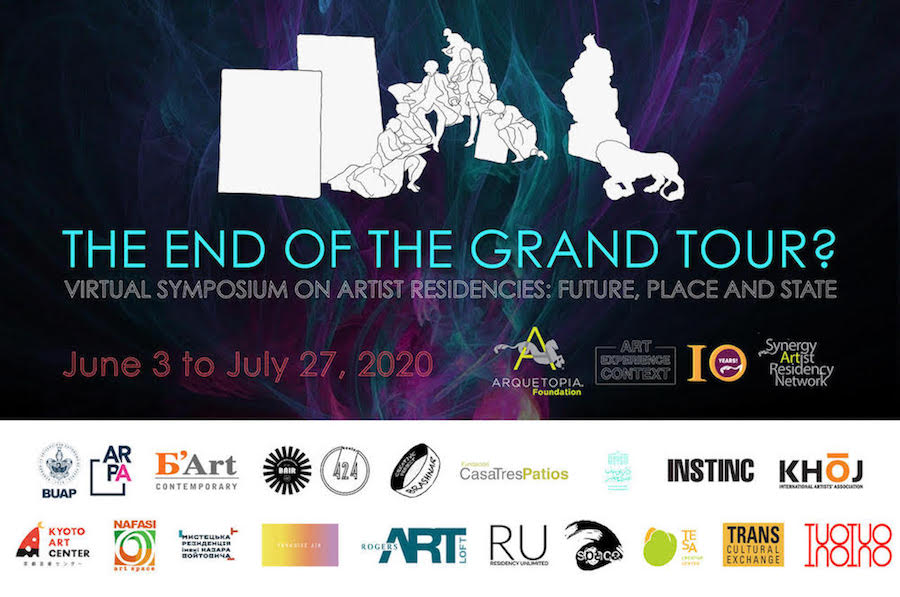 Banner Virtual Symposium End of the Grand Tour