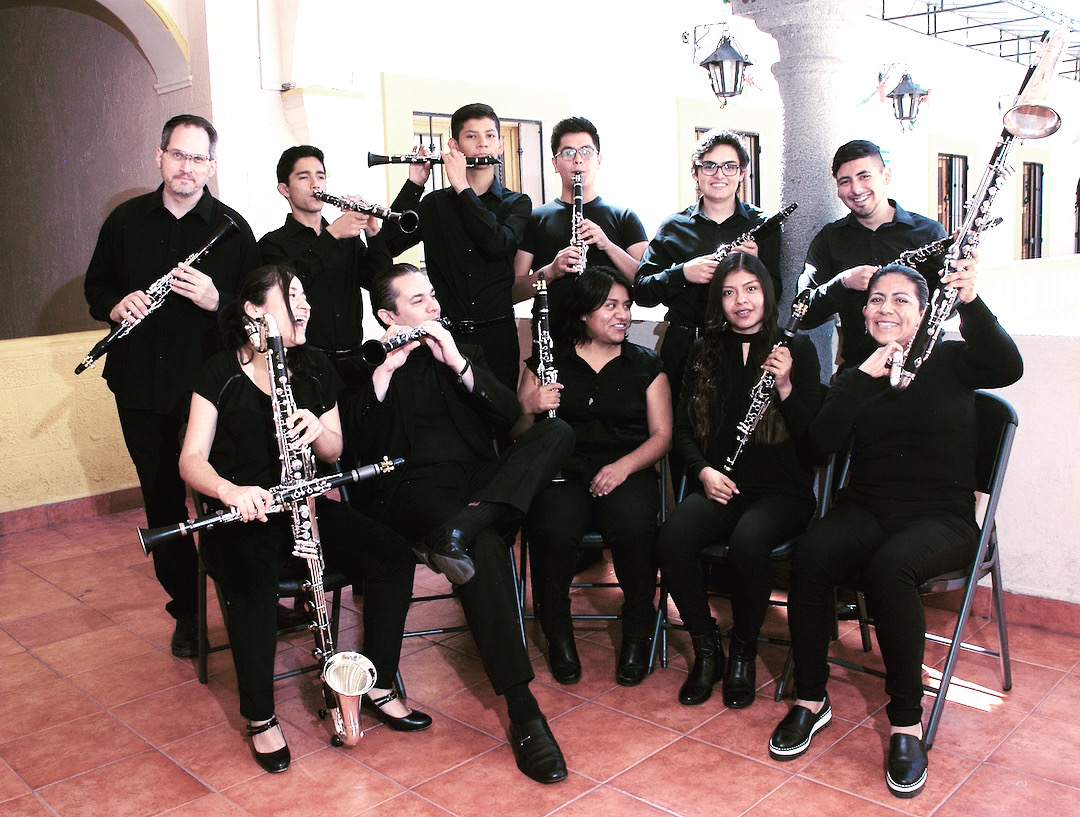 The Clarinet Camerata of Mexico A