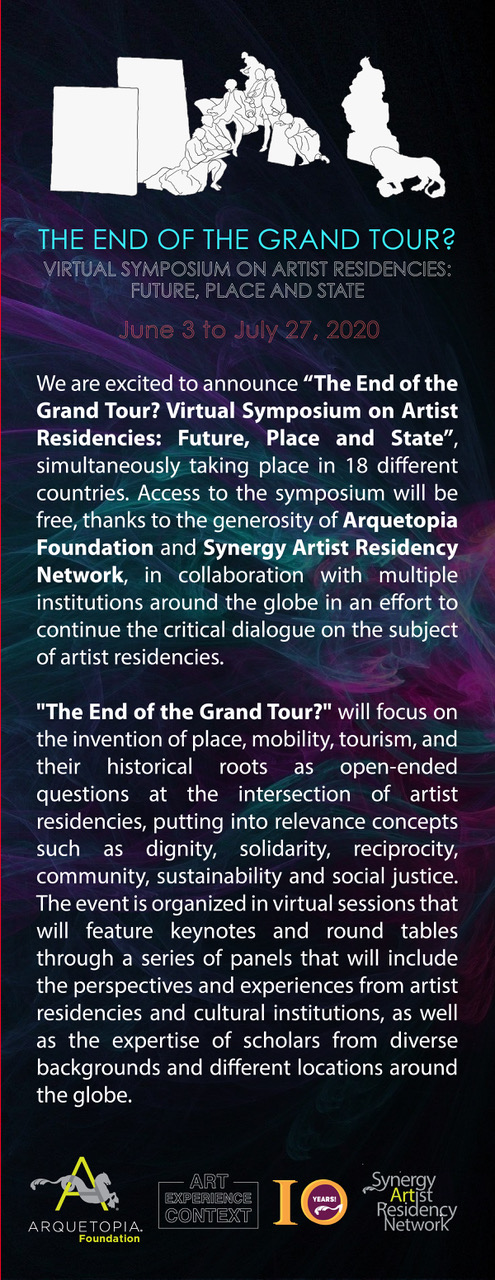 Virtual Symposium Bookmark
